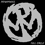 PENNYWISE, full circle cover