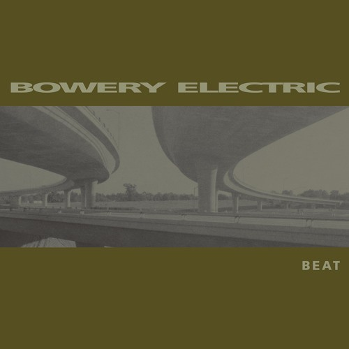 Cover BOWERY ELECTRIC, beat