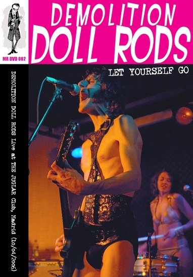 DEMOLITION DOLL RODS, let yourself go cover