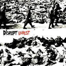 Cover DISRUPT, unrest