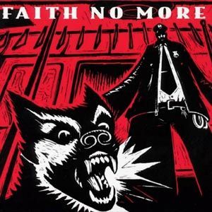FAITH NO MORE, king for a day cover