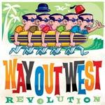 Cover WAY OUT WEST, revolution
