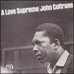 Cover JOHN COLTRANE, a love supreme