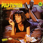 Cover O.S.T., pulp fiction