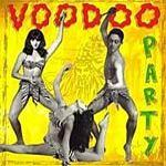 Cover V/A, voodoo party