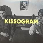Cover KISSOGRAM, nothing, sir!
