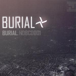 BURIAL, s/t cover