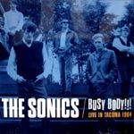 SONICS, busy body - live in tacoma 1964 cover