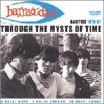 Cover BARRACUDAS, through the mysts of time