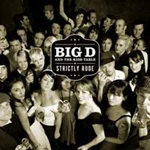 Cover BIG D & THE KIDS TABLE, strictly rude