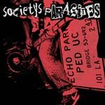 Cover SOCIETY´S PARASITES, s/t