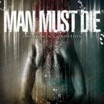 Cover MAN MUST DIE, human condition