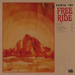 CAUSA SUI, free ride cover