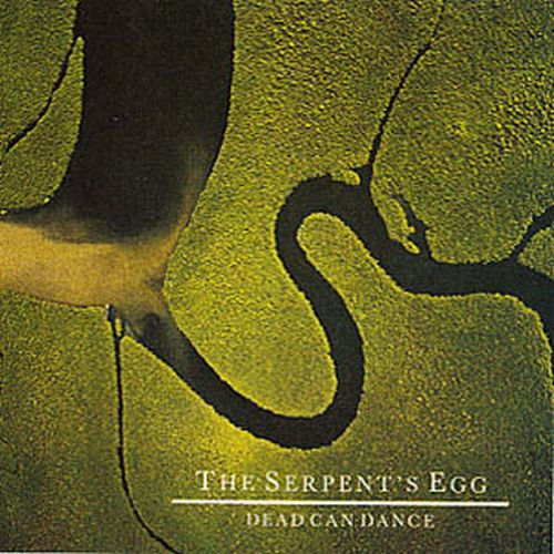 DEAD CAN DANCE, serpent´s egg cover