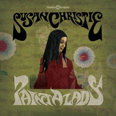 SUSAN CHRISTIE, paint a lady cover