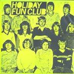 Cover HOLIDAY FUN CLUB, s/t