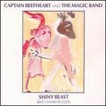 CAPTAIN BEEFHEART, shiny beast cover