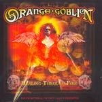 Cover ORANGE GOBLIN, healing through fire