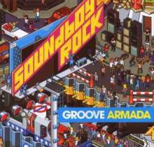 Cover GROOVE ARMADA, soundbwoy rock