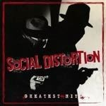 SOCIAL DISTORTION, greatest hits cover