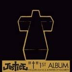 JUSTICE, cross symbol cover