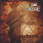Cover COCKNEY REJECTS, unforgiven