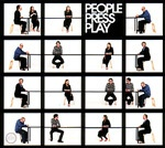 PEOPLE PRESS PLAY, s/t cover