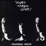 Cover YOUNG MARBLE GIANTS, colossal youth