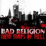 Cover BAD RELIGION, new maps of hell