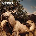 INTERPOL, our love to admire cover
