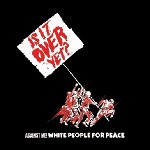Cover AGAINST ME, white people for peace