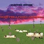 ELECTRIC RIDERS, music for a family gathering cover