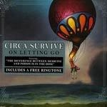 Cover CIRCA SURVIVE, on letting go