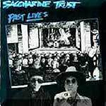Cover SACCHARINE TRUST, past lives
