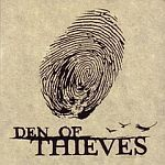 Cover DEN OF THIEVES, letters from the tanzerouft