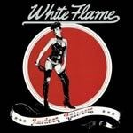 Cover WHITE FLAME, american rudeness
