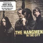 HANGMEN, in the city cover