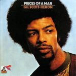 Cover GIL SCOTT-HERON, pieces of a man