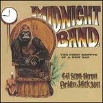 Cover GIL SCOTT-HERON & BRIAN JACKSON (MIDNIGHT BAND), first minute of a new day