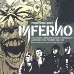 INFERNO, anthology cover