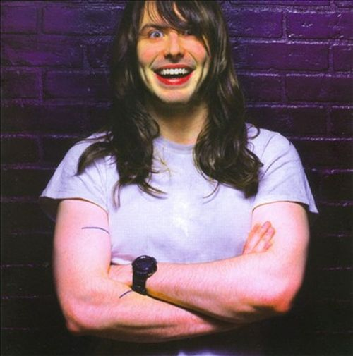 Cover ANDREW W.K., close calls with brick walls