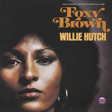 WILLIE HUTCH, foxy brown cover