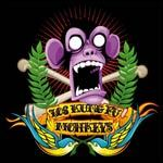 Cover LOS KUNG-FU MONKEYS, s/t