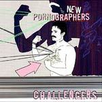 NEW PORNOGRAPHERS, challengers cover