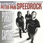 Cover PETER PAN SPEEDROCK, pursuit until capture