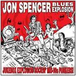 Cover JON SPENCER BLUES EXPLOSION, jukebox explosion