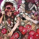 BARONESS, red album cover