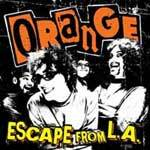 ORANGE, escape from l.a. cover