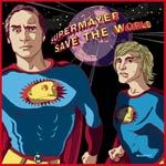 SUPERMAYER, save the world cover