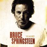 Cover BRUCE SPRINGSTEEN, magic